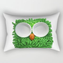 Hootie the House Owl! Rectangular Pillow