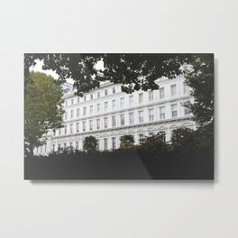 South Kensington, London Metal Print