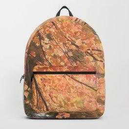 Connecticut Autumn Backpack