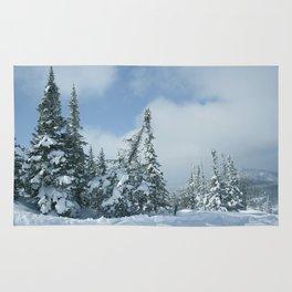 Winter day 15 Rug