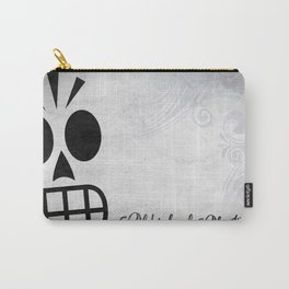 GRIM FANDANGO - OLD SCHOOL, OH, IT'S COOL! Carry-All Pouch