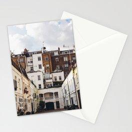 London - Kensington Mews Stationery Cards