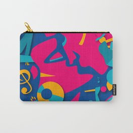 Musical Kiss by Cindy Rose Studio Carry-All Pouch
