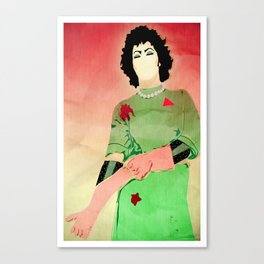 Dr. Frank N Furter Canvas Print