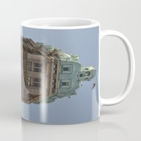 vancouver Mugs featuring heritage vancouver by LeoTheGreat