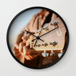 Knapp's Castle Wall Clock