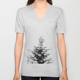 Fir Tree Unisex V-Neck
