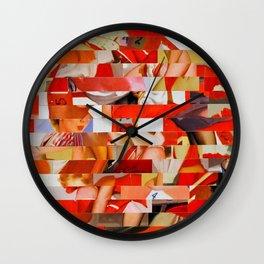 Sanrio Mustang Ranch (Provenance Series) Wall Clock