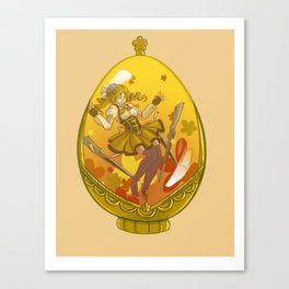 Mami Soul Gem Canvas Print