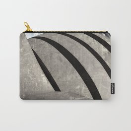 Guggenheim Museum | New York [Sky cut 441] Carry-All Pouch
