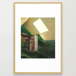 Natural Living 2 Framed Art Print