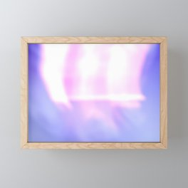 painting with light no. 2 Framed Mini Art Print
