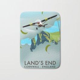 Land's End Cornwall Bath Mat