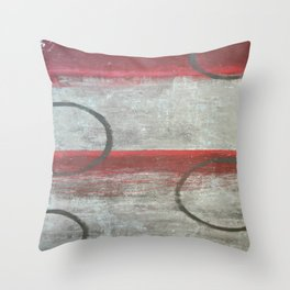Streamlined Throw Pillow