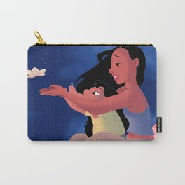 Aloha 'Oe Carry-All Pouch