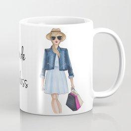 denim jacket Coffee Mug
