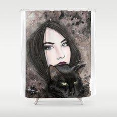 Samhain 2013 Shower Curtain