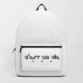 C'est la vie Backpack