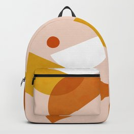 Abstraction_Geometric_Shape_DANCE_Minimalism_001 Backpack