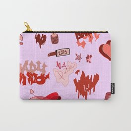 The Feminine Side Carry-All Pouch