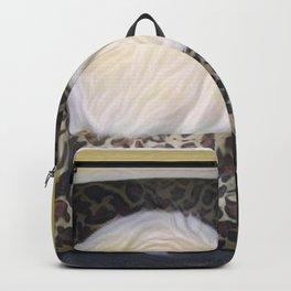 """Cat Nap"" Backpack"