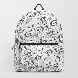 Gigi - Art Deco Geometry Backpack