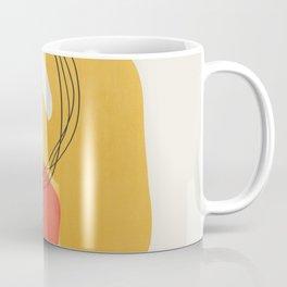 Modern minimal forms 53 Coffee Mug