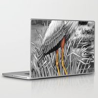 legs Laptop & iPad Skins featuring Legs by Kim Taggart
