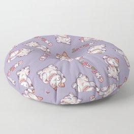 Hanami Maneki Neko: Shun Floor Pillow