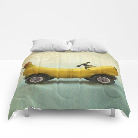 Banana Buggy Comforters