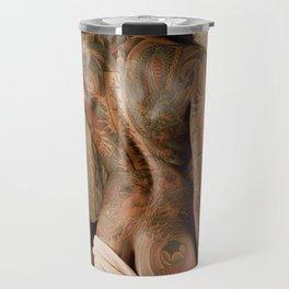 Lepa in Cotton Travel Mug