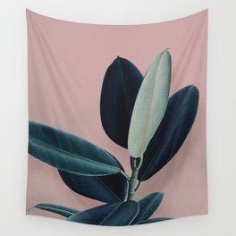 Ficus elastica - berry Wall Tapestry