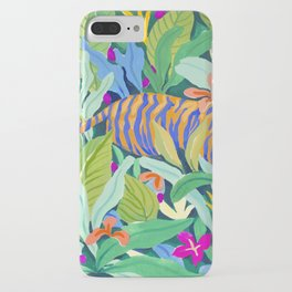 Colorful Jungle iPhone Case
