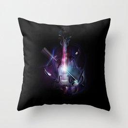 Synæsthesia Throw Pillow