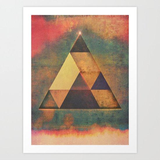 9try Art Print