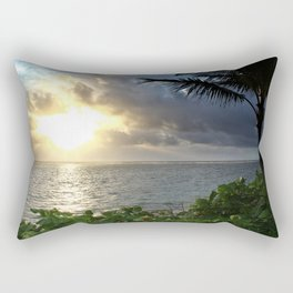 Hawaiian Light Rectangular Pillow