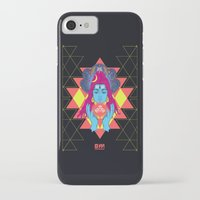 om iPhone & iPod Cases featuring Om by RJ Artworks