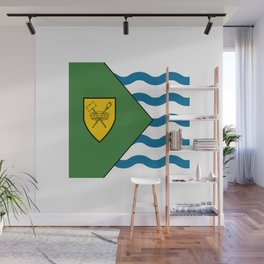 Flag of Vancouver Wall Mural