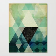 GEOMETRIC 003 Canvas Print