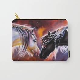 No Words Required Carry-All Pouch