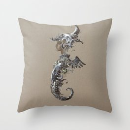 FY (IX) Throw Pillow