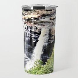 West Virginia Blackwater Falls Travel Mug