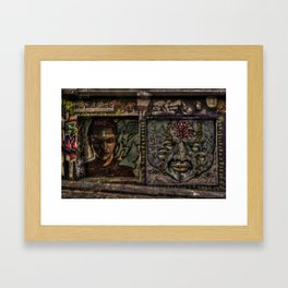 eggHDR1400 Framed Art Print