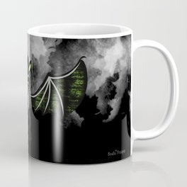 Big Bat Coffee Mug