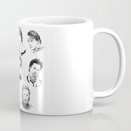 A Hero With A Thousand Faces Coffee Mug