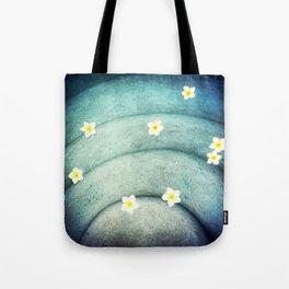 Pool Lilies  Tote Bag