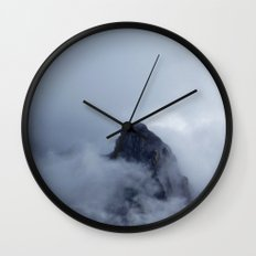 On the cloud Wall Clock