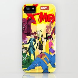 X men iPhone Case