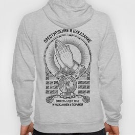 Crime and Punishment Hoody