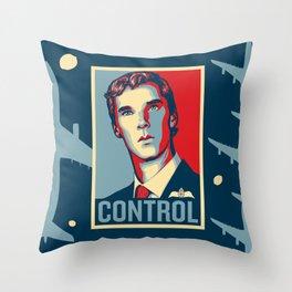 CONTROL Throw Pillow